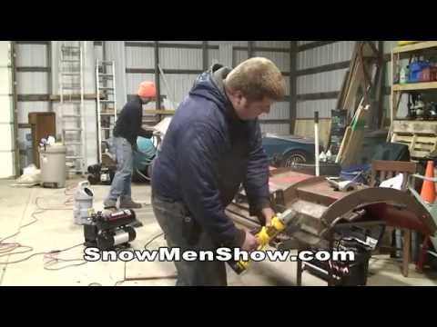Snow Plow Restoration