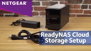 03. NETGEAR ReadyNAS Installation