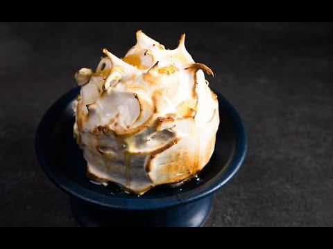 โทสต์เมอแร็งก์น้ำผึ้ง Honey Meringue Toast - วันที่ 18 Jun 2019