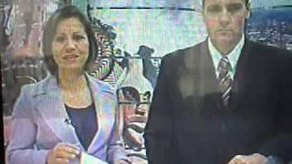 TV Centro América (Tangará da Serra)- MTTV 1ª Edição (18/12/2009)- Resumo