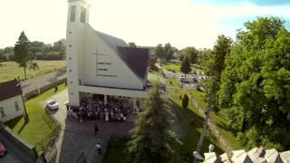 4K , Foto Zarzycki. Filmowanie z lotu ptaka Siedlce,Firlej DRON, FotoBudka Mińsk Mazowiecki.Garwolin