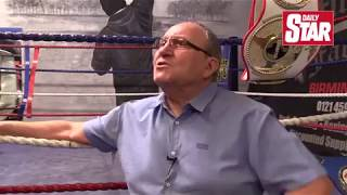 TOM ROSS SPORTS COMMENTATOR TALKS TYSON FURY ON BARE KNUCKLE BOXING #BKB FOR DAILY STAR NEWS