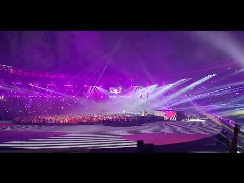 Syantik - Siti Badriah (Closing Ceremony Asiam Games 2018)