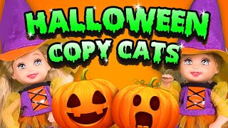 Barbie - Halloween Copy Cats | Ep.132 thumbnail