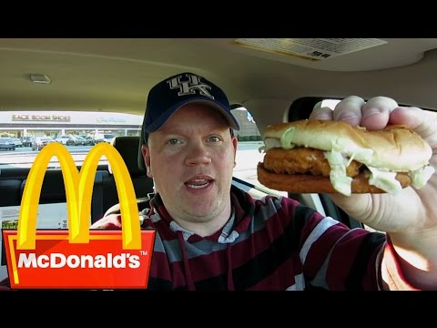Reed Reviews McDonald's McChicken