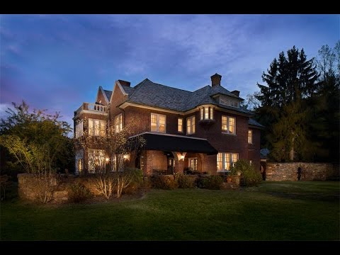 Historic Home from the Great Gatsby Era in Asheville, North Carolina