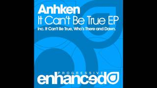 Anhken - It Can