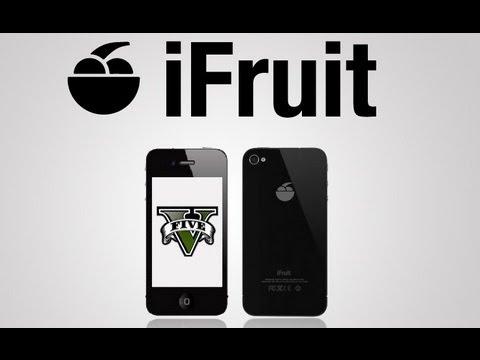 GTA V - iFruit App