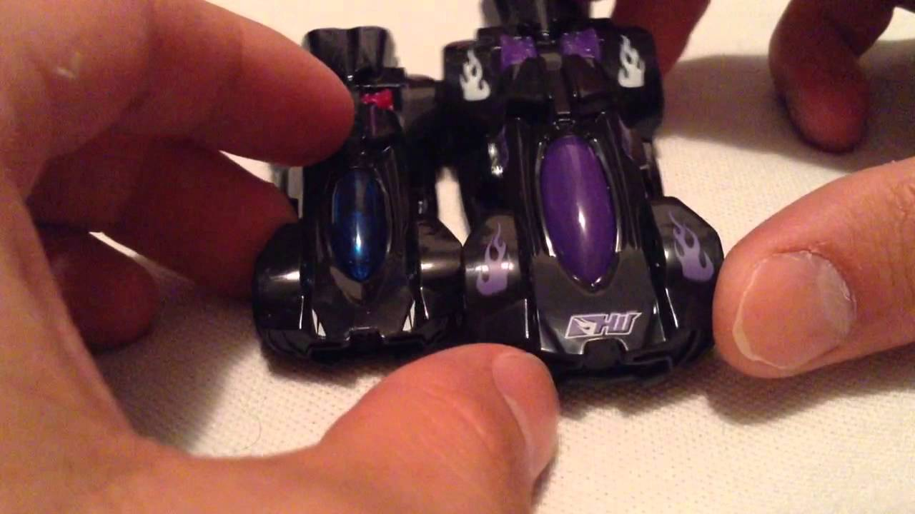 2015 McDonald's Happy Meal Toys - Team Hot Wheels! (Complete Assortment and Mainline Comparison