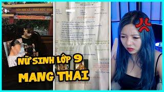 Phẫn Nộ Nữ Sinh Lớp 9 Bị Nhóm Bạn Học XYZ Đến Có Thai !@#$