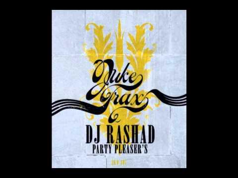 DJ Rashad - Paid niggas (Ft. DJ Manny)