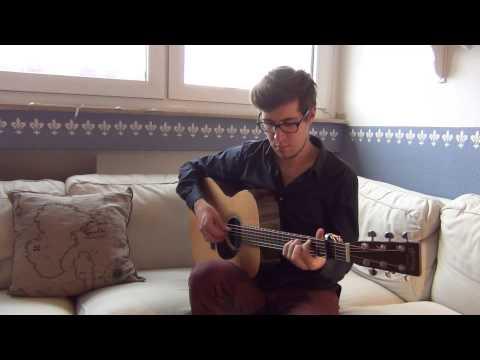 O Come All Ye Faithful/Adeste Fideles - David Senz - Acoustic Fingerstyle Guitar