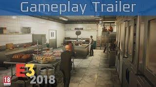 Hitman 2 - E3 2018 Miami Gameplay Trailer [HD 1080P]