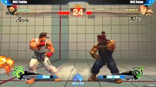 EVO 2013 Top 8 : Daigo Umehara (Ryu) vs Tokido Download MP3