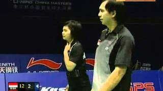 li ning china masters 2008 hanbin he 2 yang f yu vs flandy limpele 5 greysia polii li ning china masters 2008 quater final21