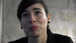 Interview : Audrey Martin présente son oeuvre La Ruine M2K2