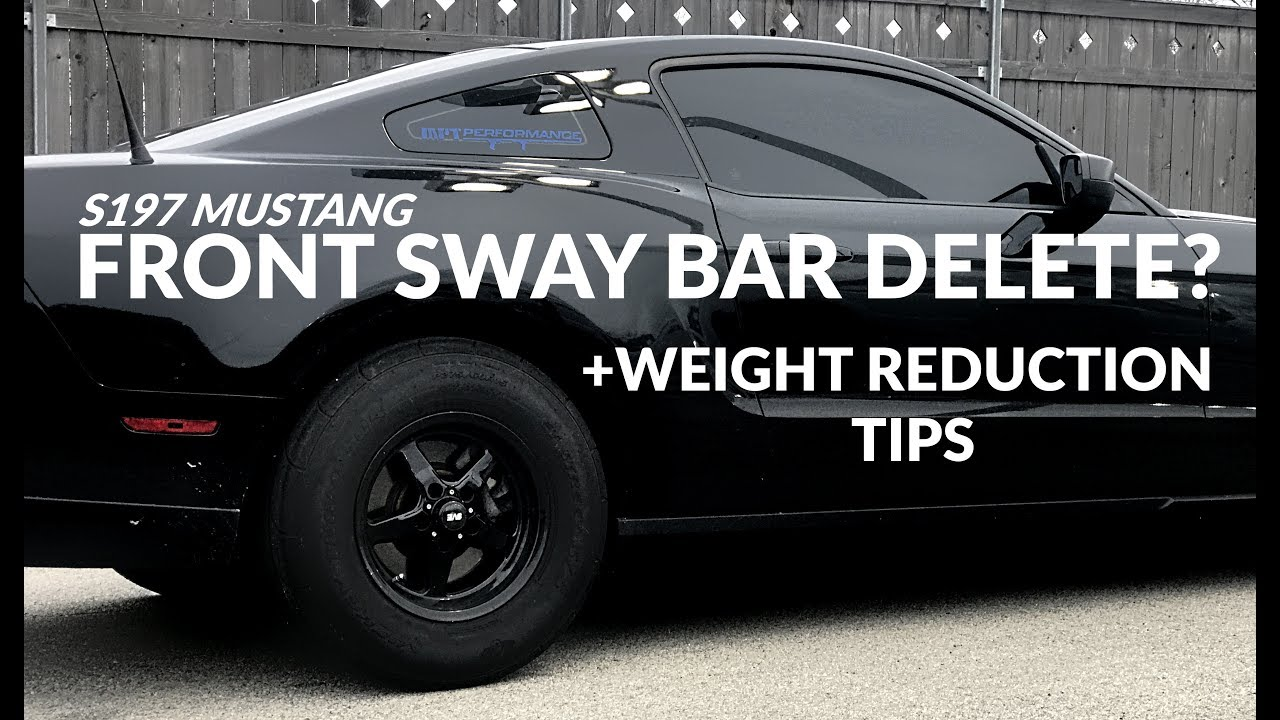 S197 Weight Reduction Tips
