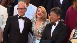 Sting et Shaggy font danser les lauréats et le Jury de Cannes