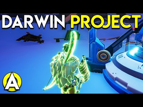 DARWIN PROJECT PC Alpha Gameplay