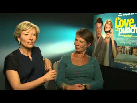 Emma Thompson reveals the secret to a happy marriage
