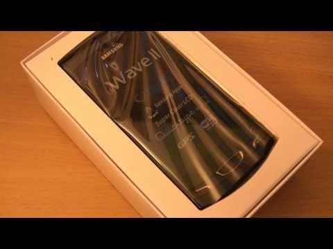 Samsung Wave 2 (GT-S8530), quick hands on - Test-Mobile.fr