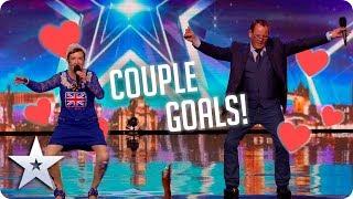 Absolute COUPLE GOALS! | Britain's Got Talent