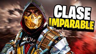 🔥Mi CLASE FAVORITA de Scorpion es INCREIBLE ... REMONTO con el 5% de VIDA [EPICO] - Mortal Kombat 11