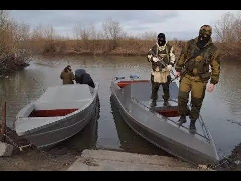 Обстрел Каспийских браконьеров