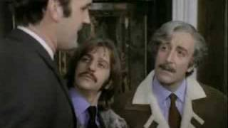 Ringo Starr, Peter Sellers & John Cleese