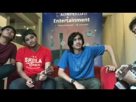 Sheila On 7 - Reff Film Favorit dan promosi single Film Favorit di Kompas.com