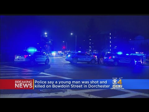 Young Man Shot, Killed In Dorchester