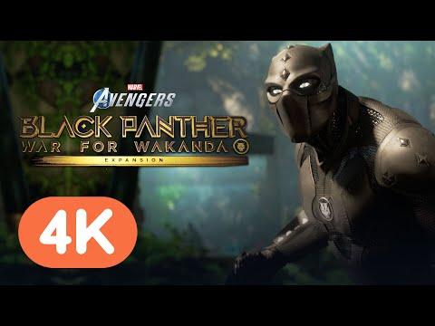 Entrevista a los Vengadores de Marvel: los desarrolladores hablan sobre las interacciones de los personajes, el equilibrio y las características más emocionantes en War for Wakanda