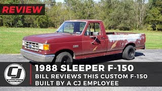 Custom Ford F-150 Sleeper Truck Review: Bill has never seen anything like this...