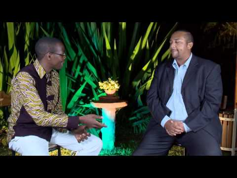 Cafe Ngoma 'Magana Kenyatta' Interview PART 1