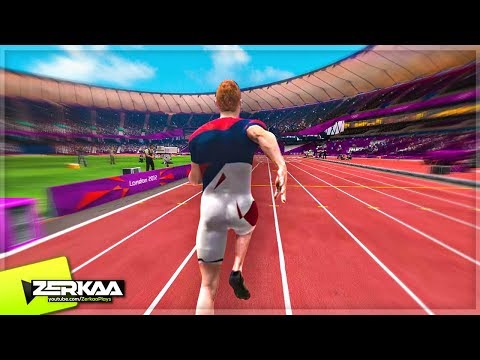 NEW FASTEST 100M EVER *WORLD RECORD* (London 2012)
