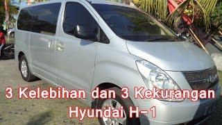 3 Kelebihan dan 3 Kekurangan Hyundai H 1 смотреть