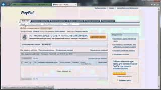 Регистрация в PayPal. Помощь и советы.