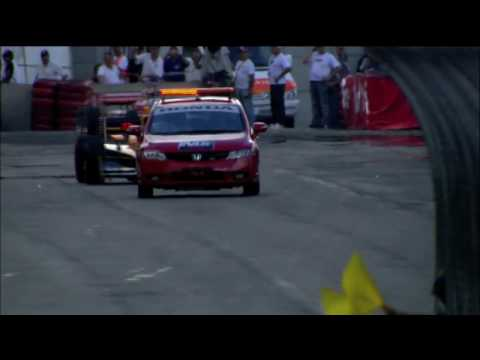 IZOD IndyCar Series Sao Paulo Indy 300 Race Highlights