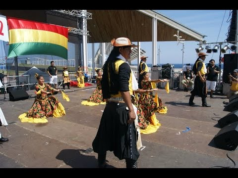 FOLKLORE BOLIVIANO - LA MEJOR MUSICA DE CHACARERA Y CHAPACA BOLIVIANA