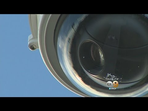 Only On 9: long Beach Fights Spike In Crime With Surveillance Cameras