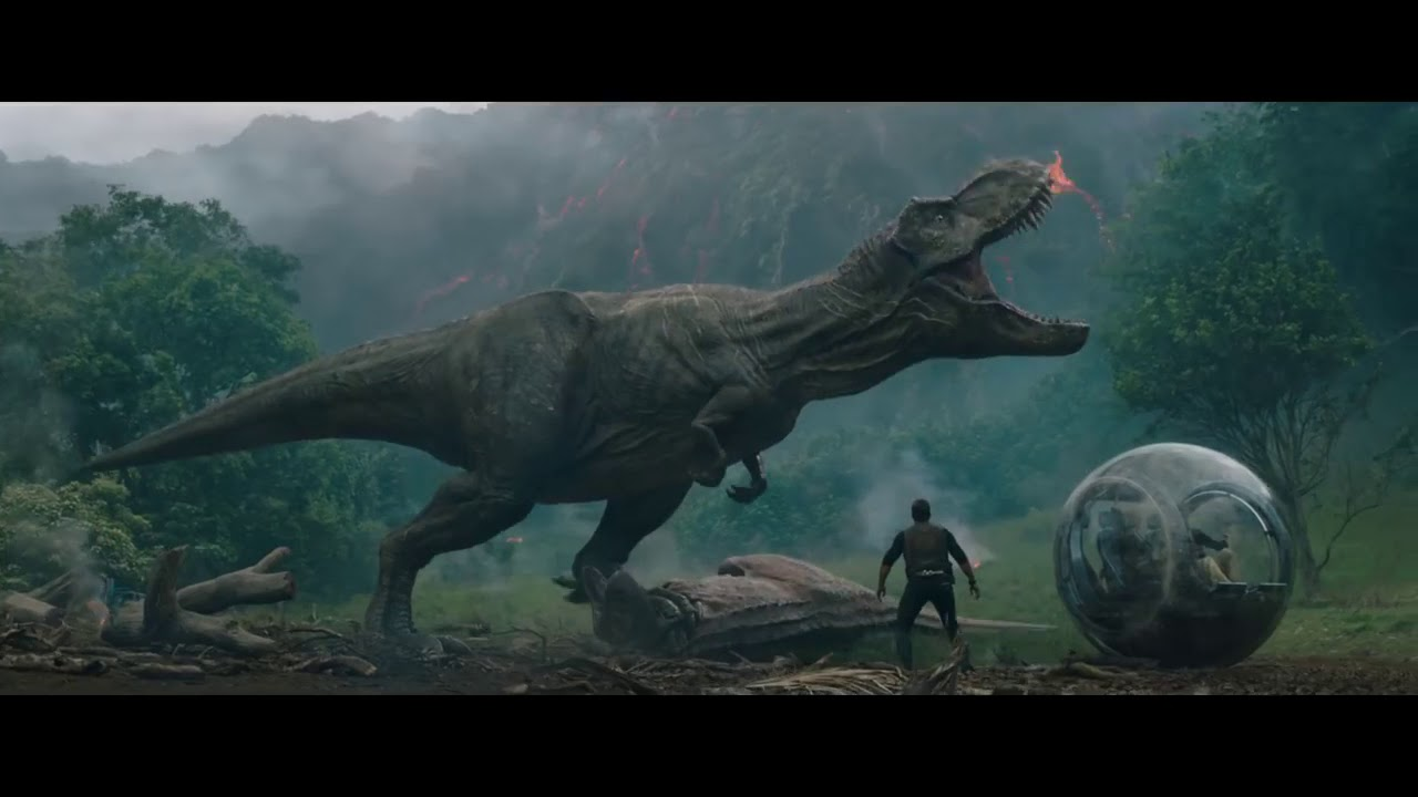 Image result for jurassic world fallen kingdom youtube