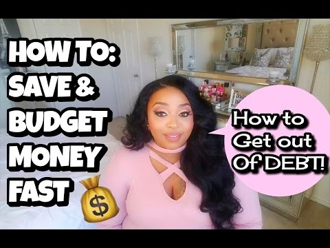 How I Saved Thousands of Dollars + How to get out of DEBT!