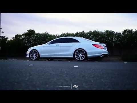 Hd Mercedes Benz Cls63 Amg On Cvt Vossen Wheels Showcase