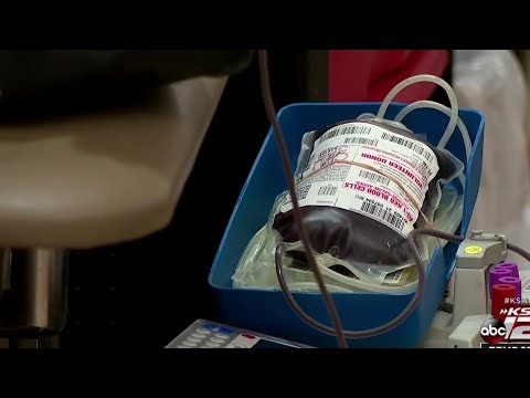 South Texas Blood and Tissue Center encourages blood donations for World Blood Donor Day