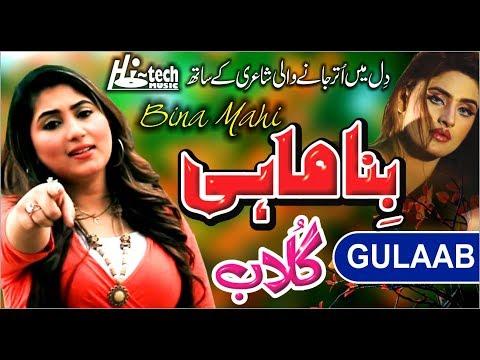 Gulaab - Bina Mahi - Best Punjabi Song - Hi-Tech Music