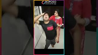 Funny video of husband and wife