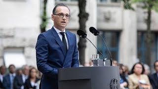 """Kampf gegen Rechtspopulisten: Maas fordert """"Einmischung"""""""
