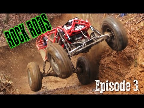 ROCK BOUNCING CABLE HILL - ROCK RODS EPISODE 3