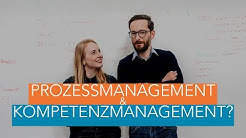Effizientes Kompetenzmanagement - Direkt am Prozess!