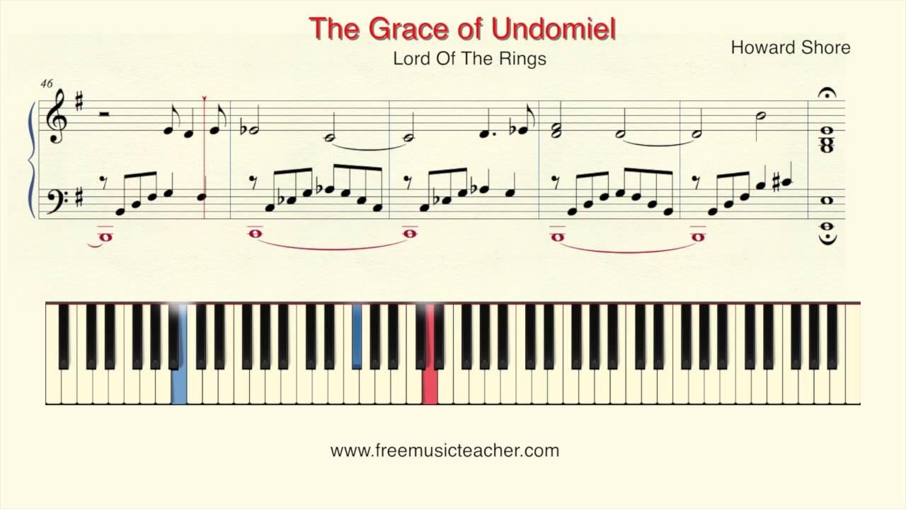 the grace of undomiel